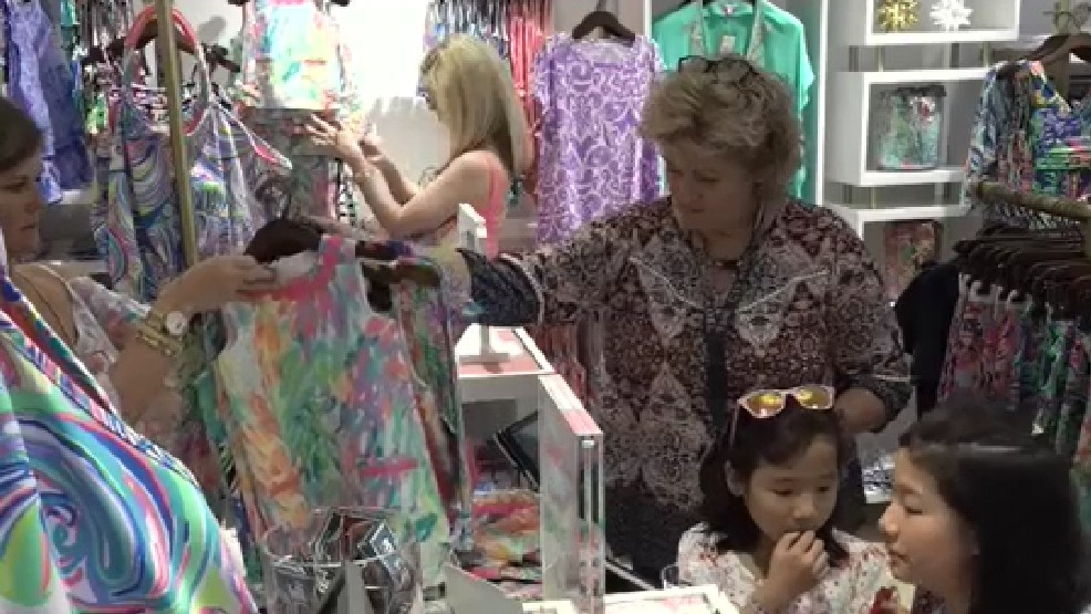 Young Cancer Patients Treated to Georgetown Shopping Spree