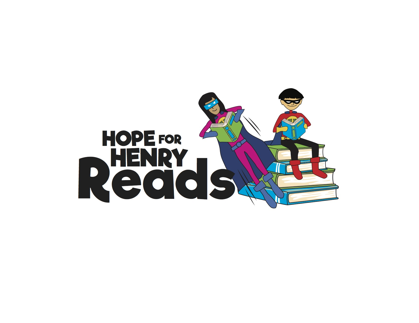 Hope for Henry Reads Presents Courtney Pippin-Mathur – Hope