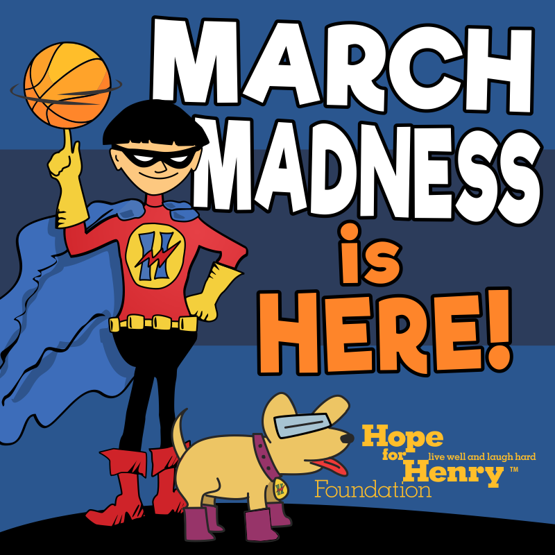 March Madness at Sinai Hospital of Baltimore – Hope for