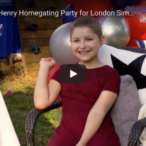 Watch: Hope for Henry Homegating Party for London Simpson