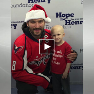 Hope for Henry Foundation brings joy to its 10,000th pediatric patient